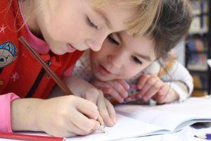 деца които учат