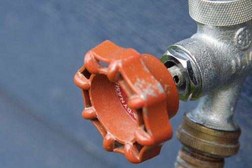 водопроводен кран
